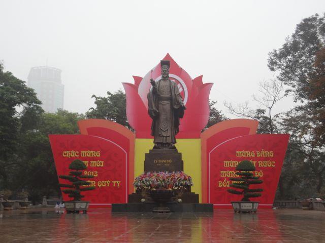 Estátua de Ho Chi Minh