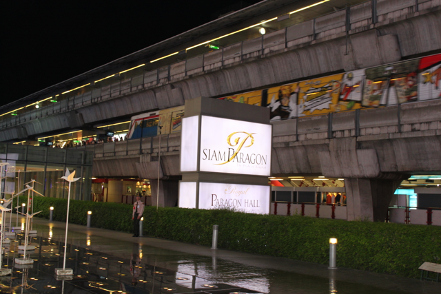 Shopping Siam Paragon