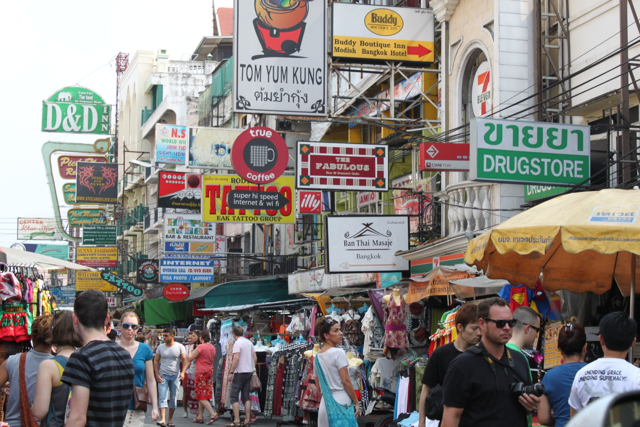 Khao Son Road